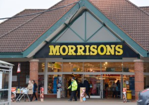 Morrisons in Lutterworth